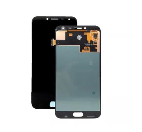 Frontal Display Tela Touch screen Galaxy J4 J400 Preto Incell Sem aro