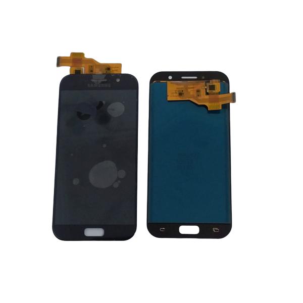 Frontal Lcd Galaxy A5 2017 A520 Com Regulagem Brilho Preto