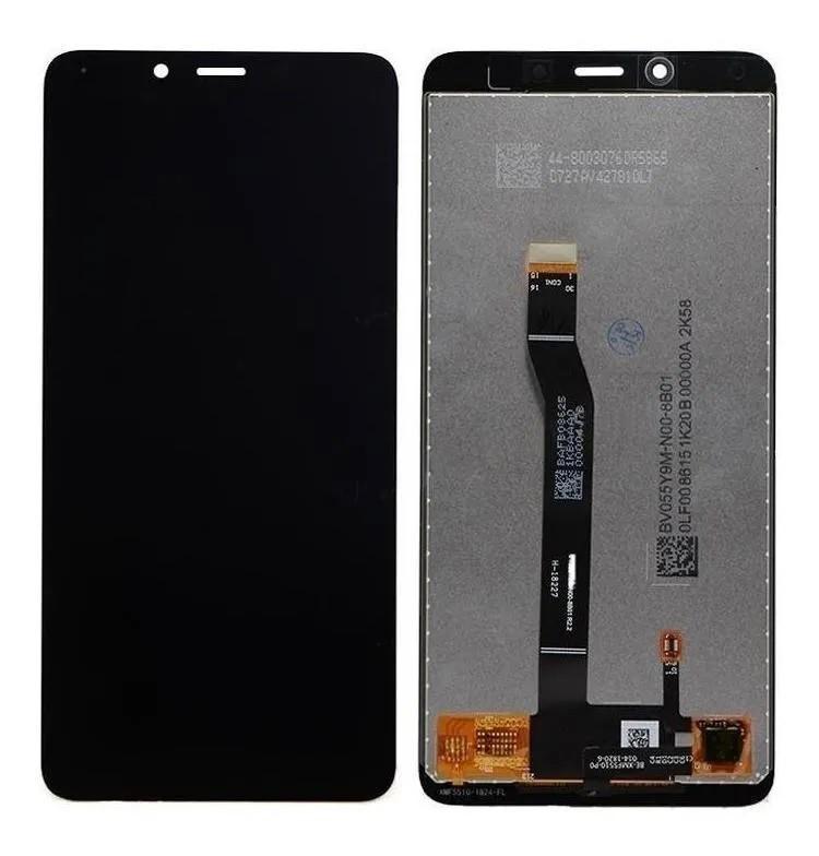 Frontal Tela Completa Display Lcd Touch Xiaomi Redmi 6 Redmi 6a Preto