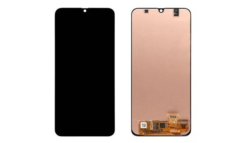 Frontal Tela Display Touch Lcd A30 A305 preto incell
