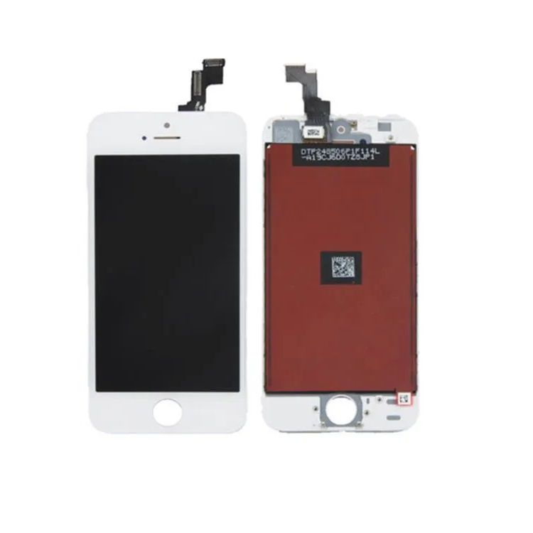 Frontal Tela Touch Display iPhone 5se Iphone SE Branco