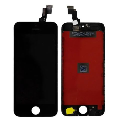 Frontal Tela Touch Display iPhone 5se Iphone SE Preto