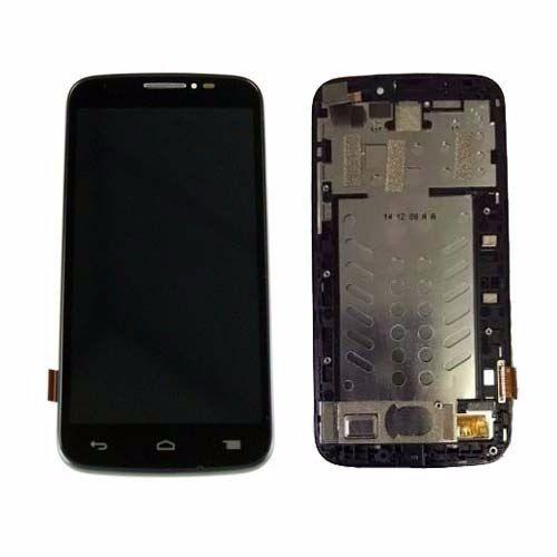 Frontal Tela Touch Display Lcd  Alcatel Onetouch Pop C7 Ot7040e Ot-7040-e Preto