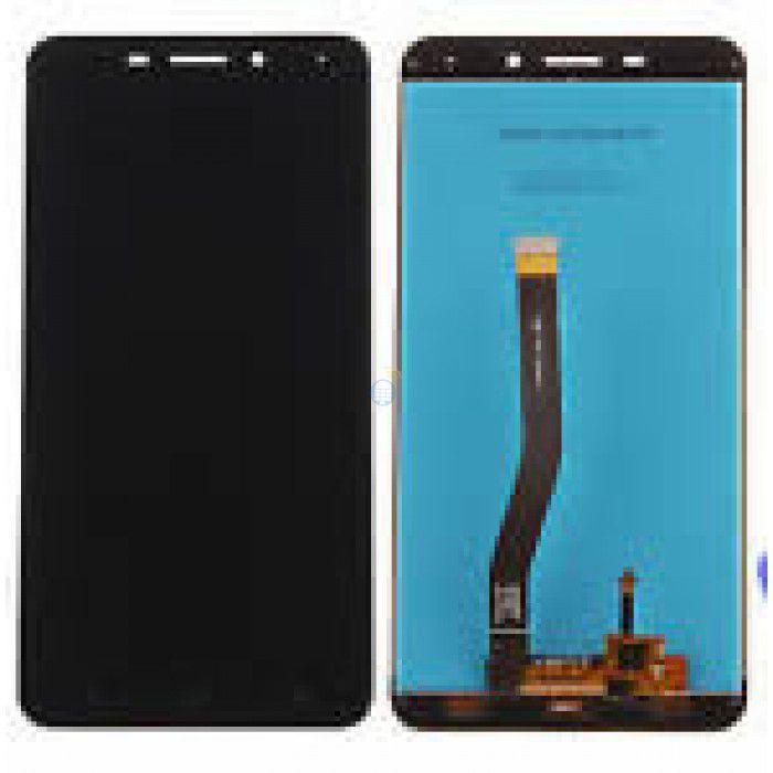 Frontal Tela Touch Display Lcd Asus Zenfone 3 Laser Zc551kl PRETO
