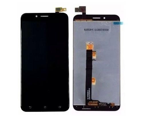 Frontal Tela Touch Display Lcd  Asus Zenfone 3 Max Zc553kl Z 5.5 Preto Sem aro