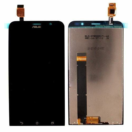 Frontal Tela Touch Display Lcd   Asus  Zenfone Go Live Dtv Zb551kl X013d Preto
