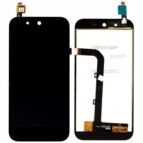 Frontal Tela Touch Display Lcd Asus Zenfone Live Tv G500tg PRETO