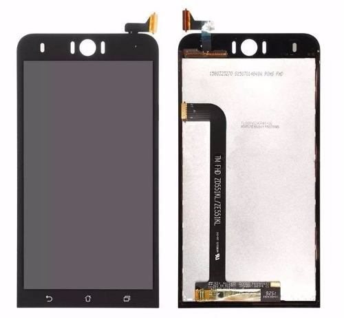 Frontal Tela Touch Display Lcd Asus Zenfone Selfie Zd551kl PRETO