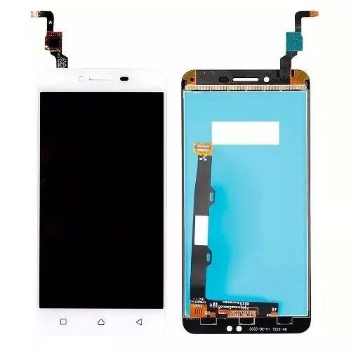 Frontal Tela Touch Display Lcd  Lenovo Vibe K5 A6020 A6020l36 Branco