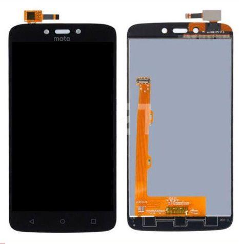 Frontal Tela Touch Display Lcd Motorola Moto C Plus / MotoC plus  Xt1726 Xt1723 Preto