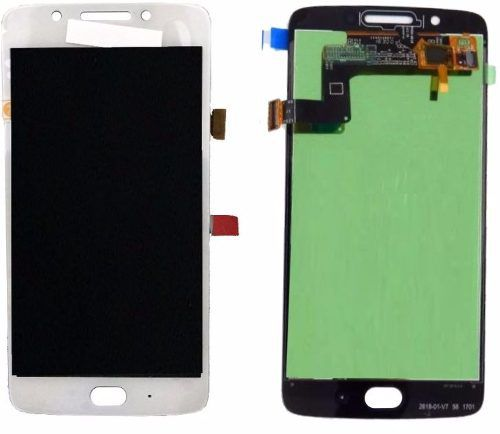Frontal Tela Touch Display Lcd Motorola Moto G5 Xt1672 BRANCO