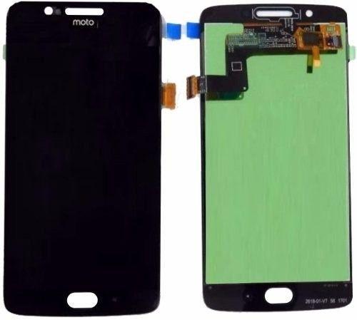 Frontal Tela Touch Display Lcd Motorola Moto G5 MotoG5 Xt1672 Preto