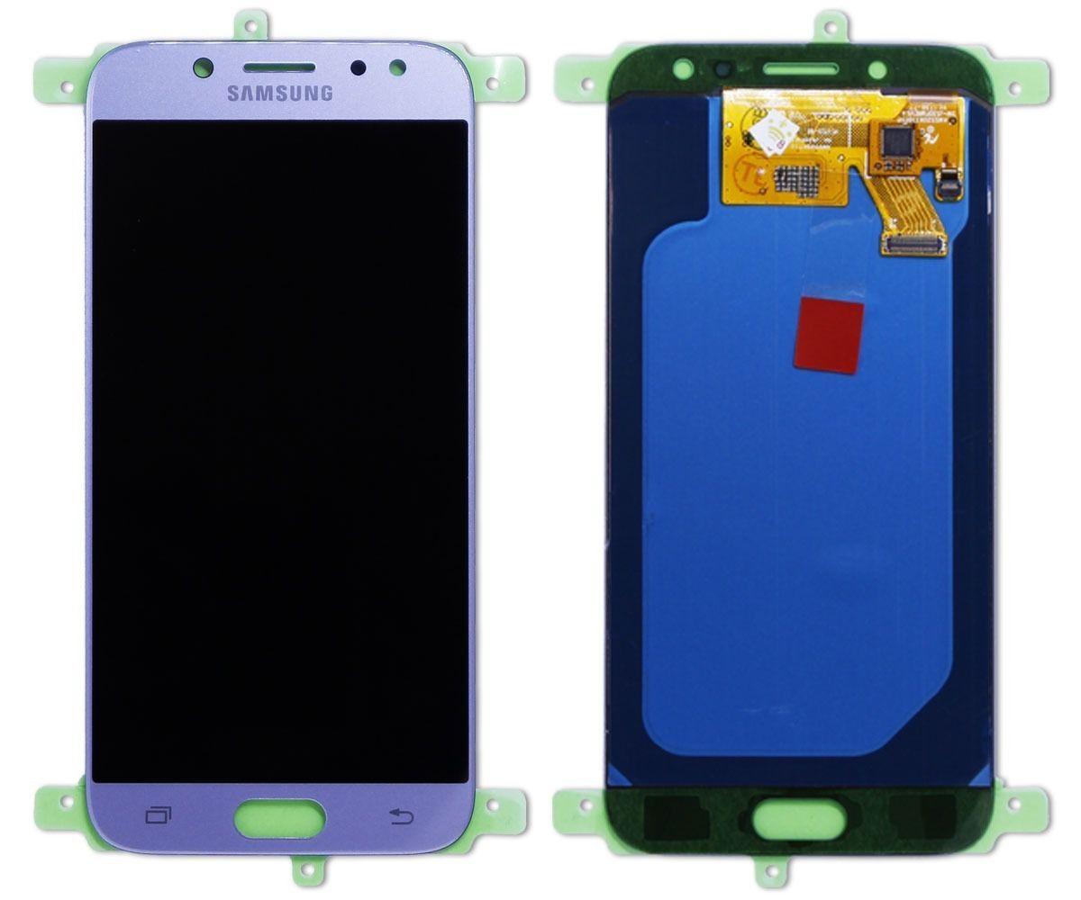 Frontal Tela Touch Display Lcd Samsung Galaxy J5 Pro J530 Amoled Azul