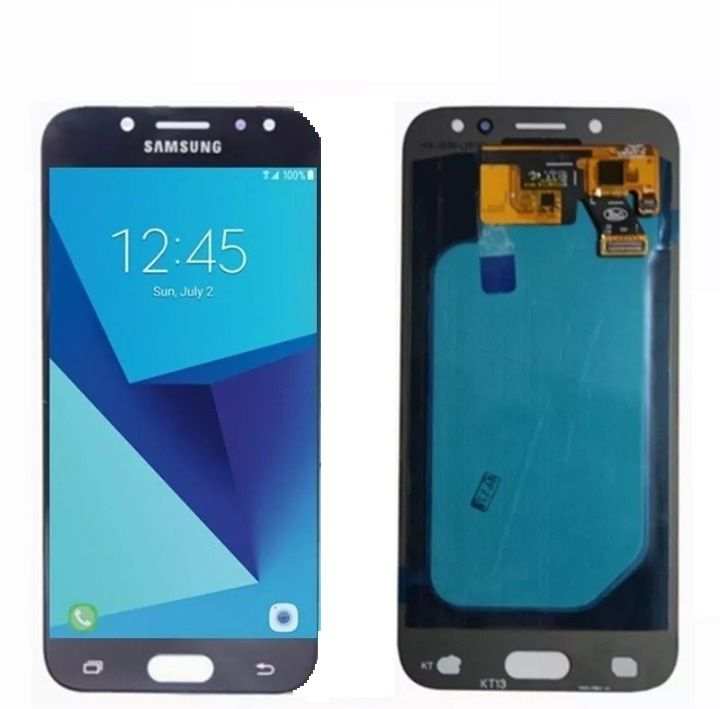 Frontal Tela Touch Display Lcd Samsung Galaxy J5 Pro J530 Oled  Preto