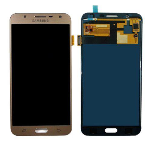Frontal Tela Touch Display Lcd      Samsung Galaxy J7 Neo Tv J701 Sm-j701 Mt Dourado