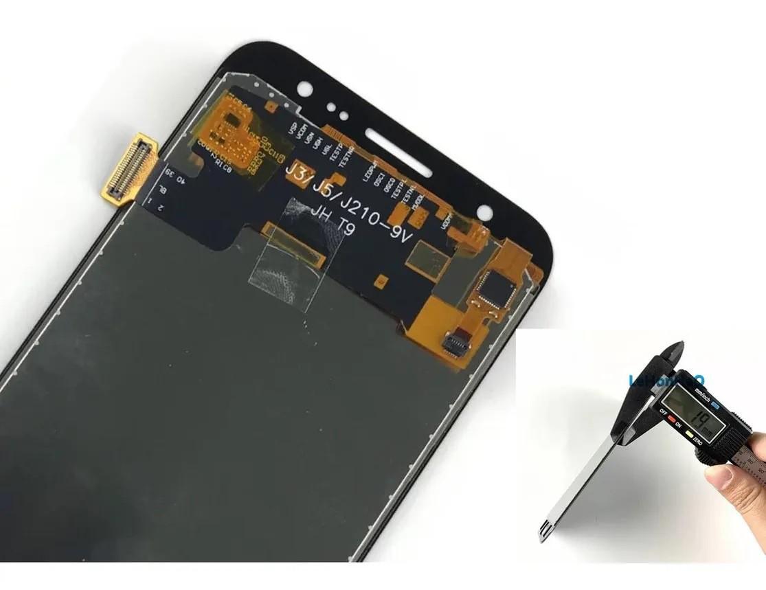 Frontal Tela Touch Display Lcd Samsung Galaxy Sm-j500 J5 J500 Preto Incell