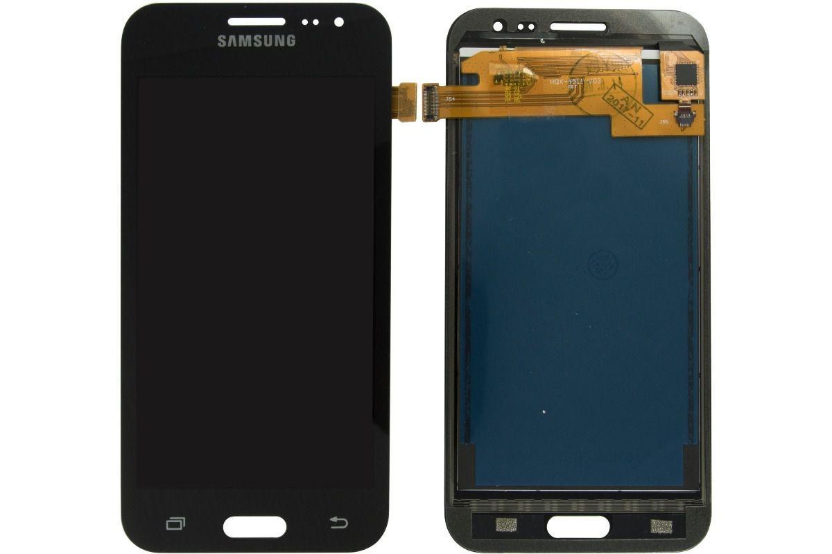 Frontal Tela Touch Display Lcd Samsung J2 J210 Sm-j210f/ds PRETO