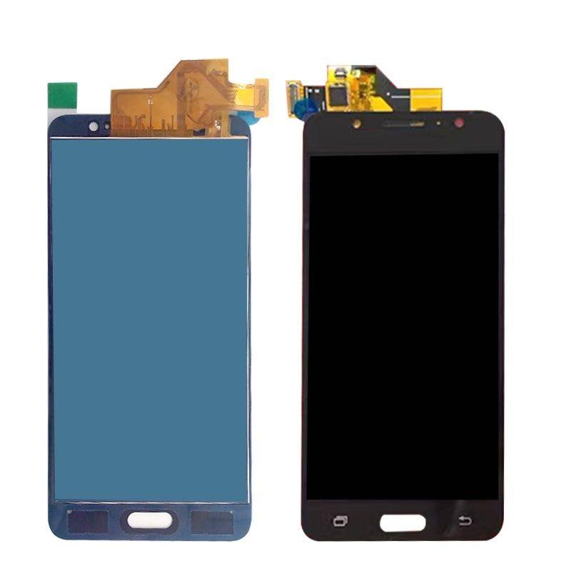 Frontal Tela Touch Display Lcd  Samsung J5 J510 Metal 2016 Sm-j510mn PRETO