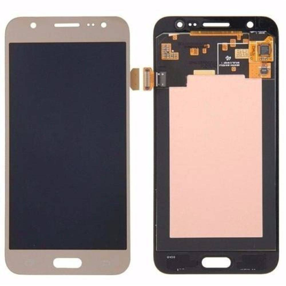 Frontal Tela Touch Display Lcd Samsung J7 J700 Sm-j700m Oled Dourado