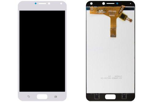 Frontal Tela Touch Display Lcd Zenfone 4 Max Zc554kl 5.5 Polegadas Branco