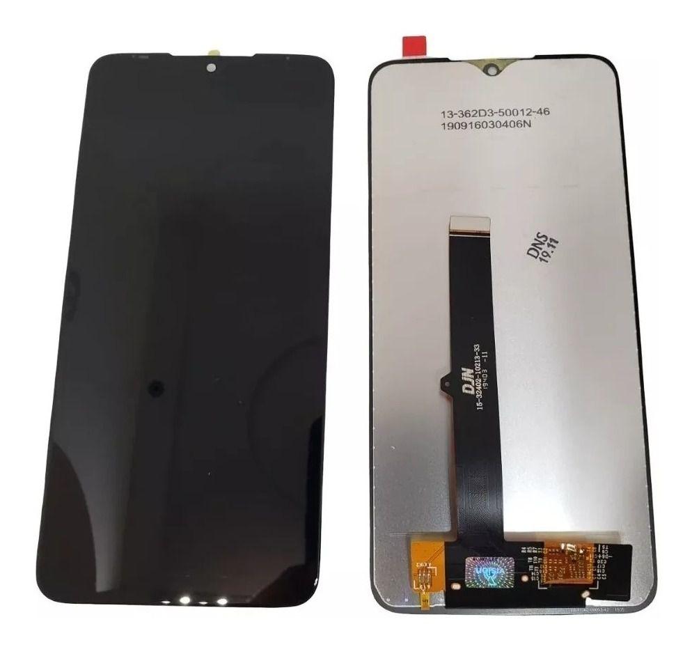 Frontal Tela Touch Display Moto G8 Play MotoG8 Play  Xt2015 Preto Sem aro