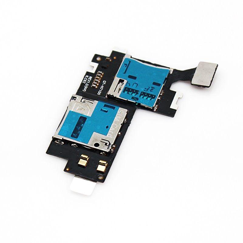 Leitor Chip Sim Card Micro Sd Samsung Galaxy Note 2 N7100