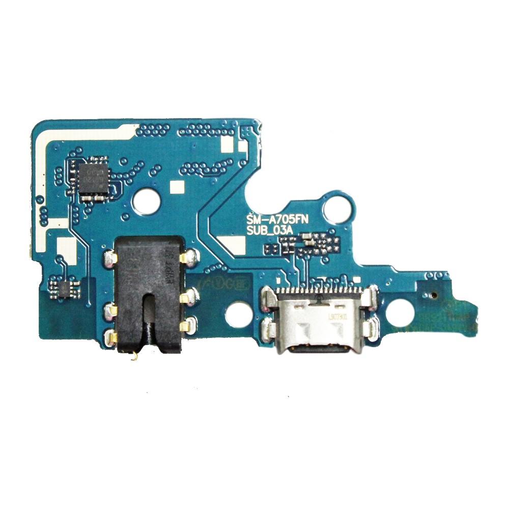 Placa conector carga Galaxy A70 2019 A70 A705 SM-A705F