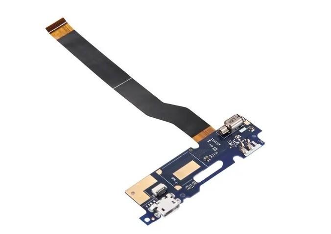 Placa Conector De Carga Dock Asus Zenfone 3 Max 5.2 Zc520tl