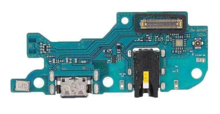 Placa Conector de Carga e Microfone Dock de Carga M30 M305
