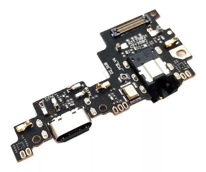 Placa De Carregamento Carga Xiaomi / Microfone Xiaomi Mia1 Mi5x Mi A1 Mi 5x