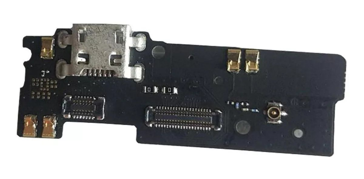 Placa Dock Conector Carga Moto E4 Plus Motoe4 plus Xt1773