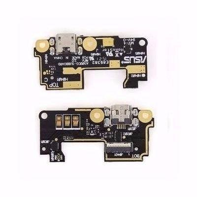 Placa Flex Conector de Carga e Microfone Asus Zenfone 2 ZE551 Z550ml