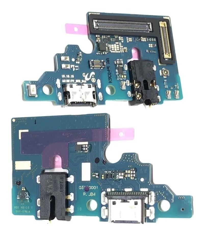 Placa Flex Conector De Carga Samsung Galaxy A51 A515 + Microfone