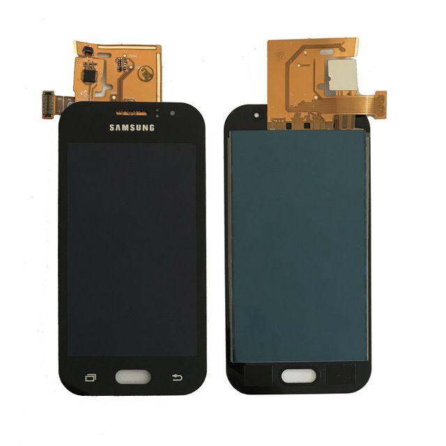 Frontal Tela Touch Display Lcd Samsung Galaxy Ace J1 J110 j110   PRETO