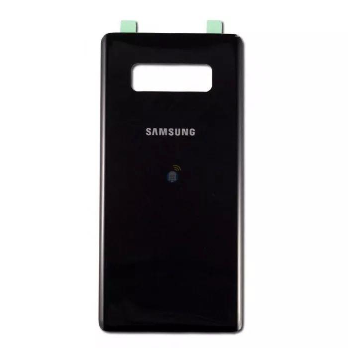 Tampa Traseira Acrílico Galaxy Note 8 Sm-n950 N950 950 Preto