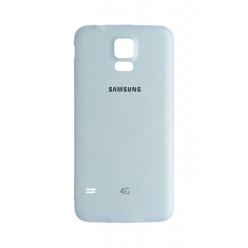 Tampa Traseira Bateria Samsung Galaxy S5 I9600 G900  BRANCO