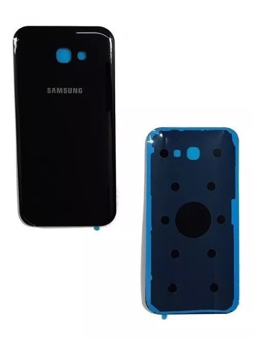 Tampa Traseira Carcaça Samsung Galaxy A5 A520 Ano 2017 Preto