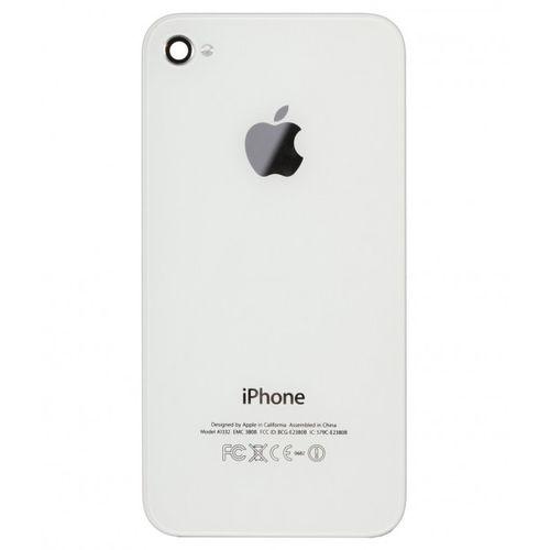 Tampa Traseira Iphone 4 4g A1332 Branco