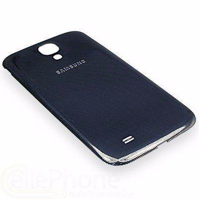Tampa Traseira Samsung Galaxy S4 Mini I9192 I9190 I9195  T0010  preto