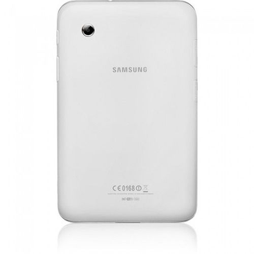 Tampa Traseira Tablet Samsung Gt P3100 3g Branca