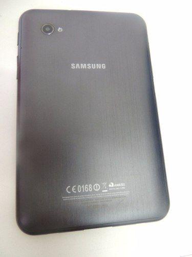 Tampa Traseira Tablet Samsung Gt P3100 3g  PRETA