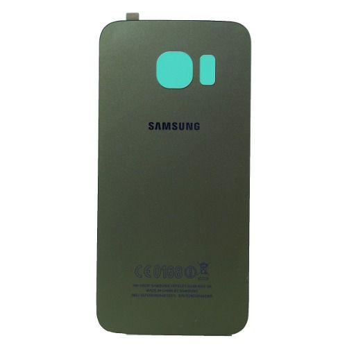 Tampa Traseira Vidro Samsung Galaxy S6 Edge G925 Dourado