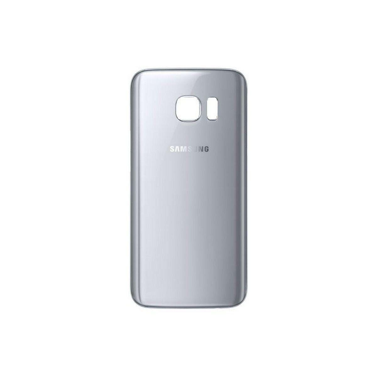 Tampa Traseira Vidro Samsung Galaxy S7 Sm-g930 G930f G930fd BRANCO