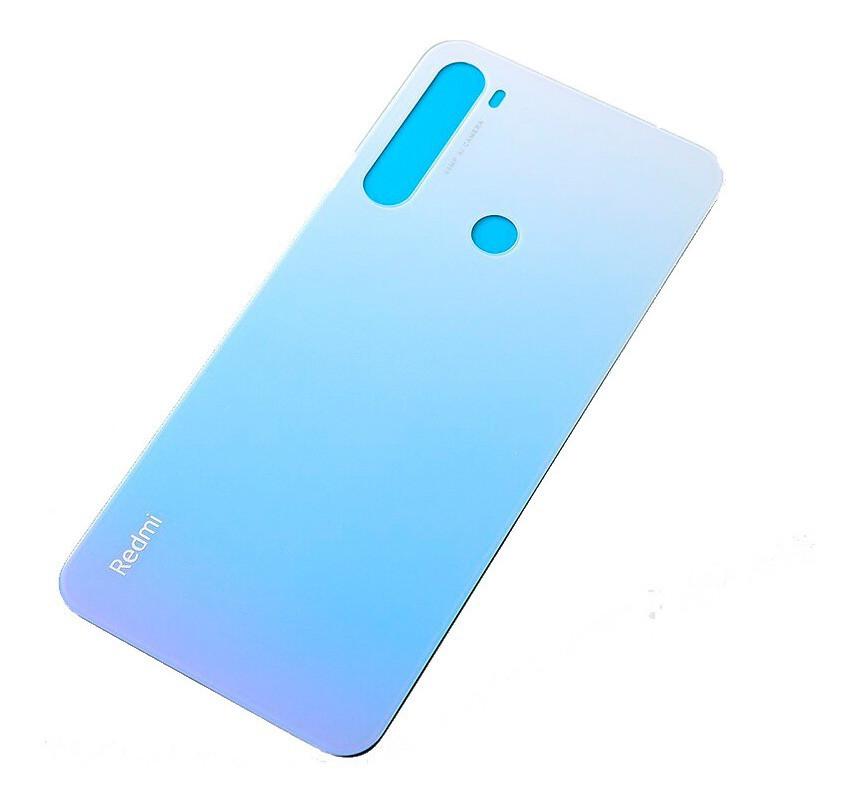 Tampa Traseira Xiaomi Redmi Note 8T Branco Celeste