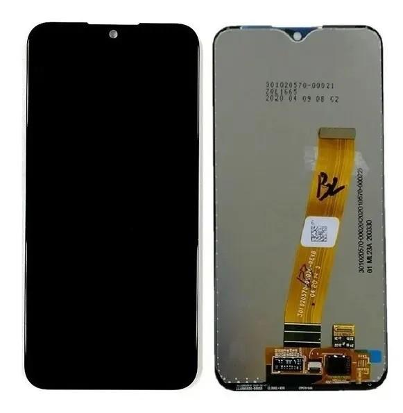 Tela Completa Lcd Display Frontal Samsung A01 A015 Versão Não compativel com M