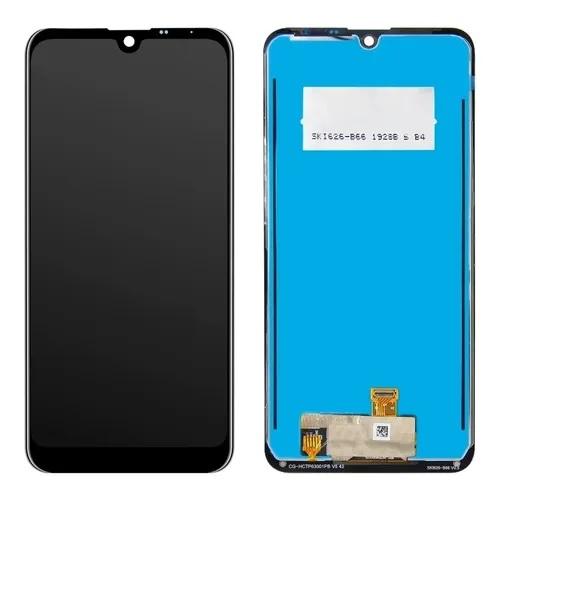 Tela Display Frontal Lcd Touch LG K40s Lm X430 + Sem aro preto