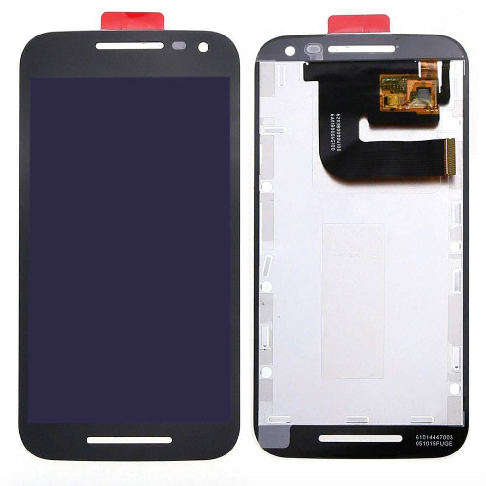 Tela Display Lcd Frontal Touch Motorola Moto G3 / MotoG3 Xt1543 Xt1544 Xt1550 Preto