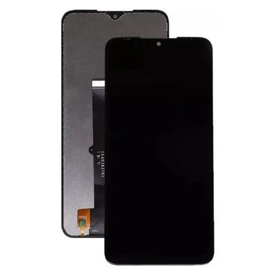 Tela Display Lcd Touch Moto One Macro Xt2016-2 Preto Sem aro