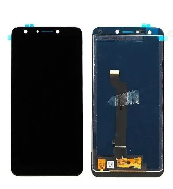 Tela Frontal Completa Touch Display Lcd Asus Zenfone 5 Selfie Pro Zc600kl Preto Sem aro