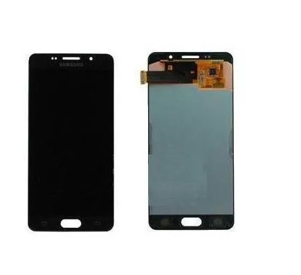 Tela Frontal Completa Touch Lcd Samsung A5 A510 2016 Oled Preto